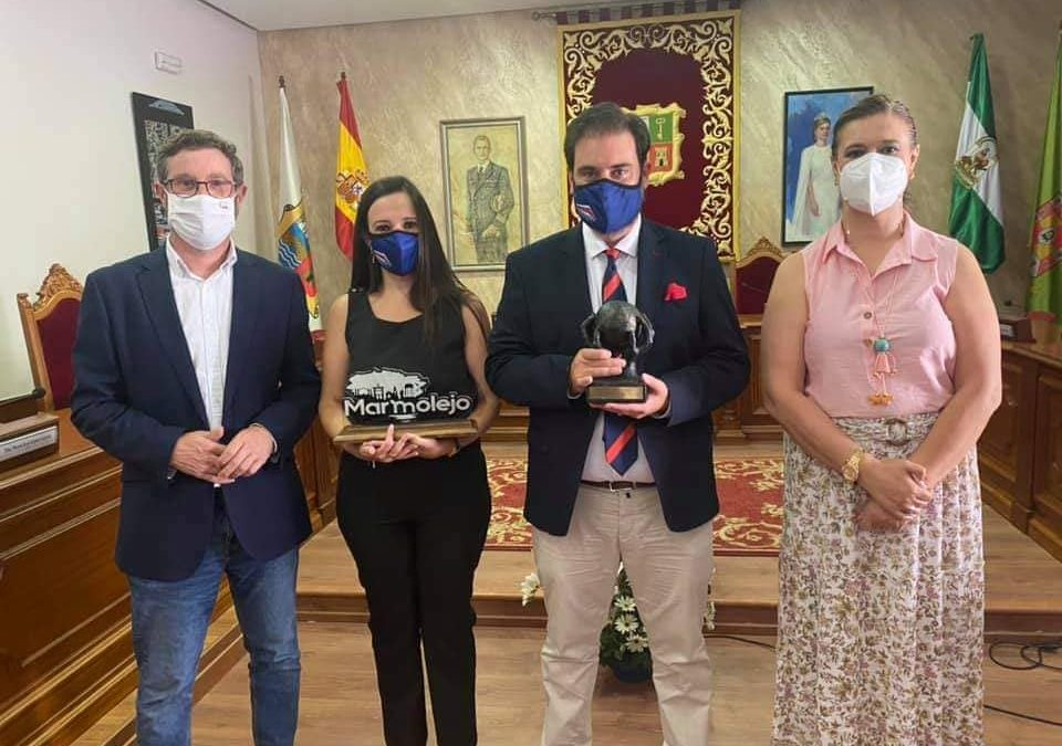 > Reconocimiento a Mercedes Barragán Valdivia